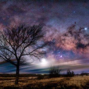 Eastern Plains Milky Way