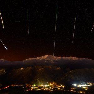 Pikes Peak Meteors