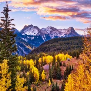 San Juan Mountains Autumn