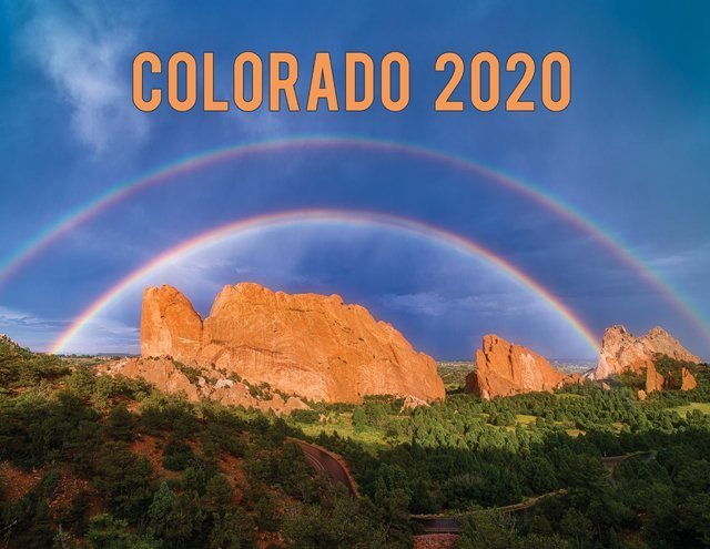 2020 Colorado Calendar Cover