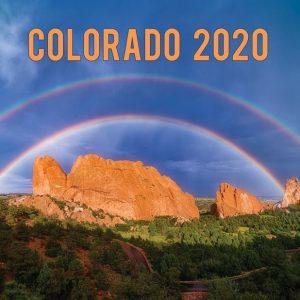 2020 Colorado Calendar