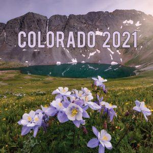 2021 Colorado Calendar