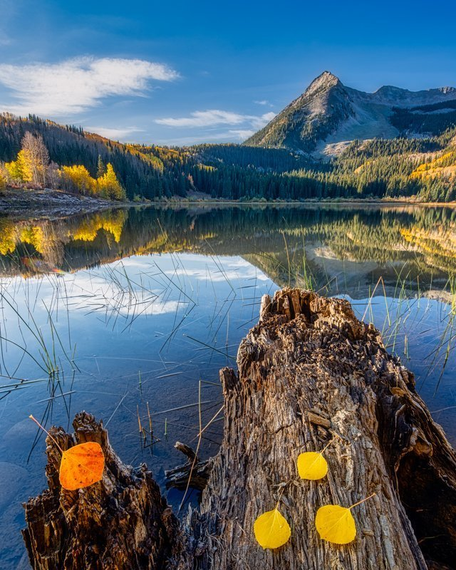 Lost Lake Autumn