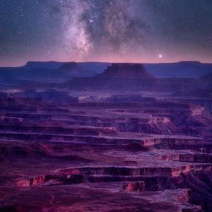 Canyonlands National Park Milky Way