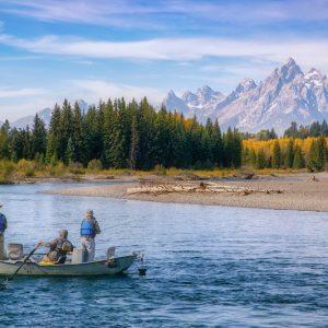 Grand Teton National Park Fishing