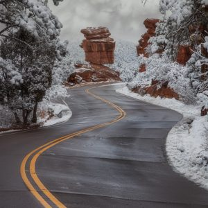Garden of the Gods Winter