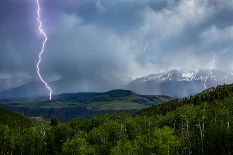 Wilson Peak Lightning