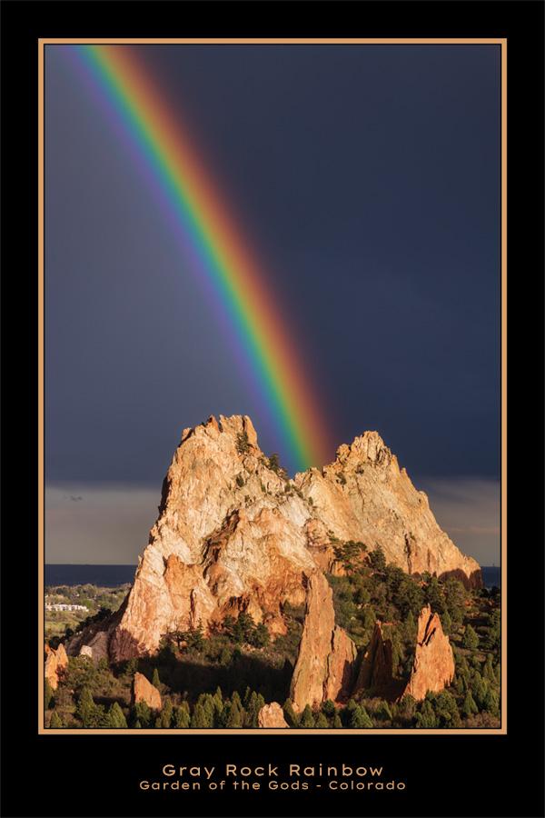 Gray Rock Rainbow