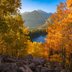 Bear Lake Fall Foliage