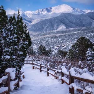 Pikes Peak Winter