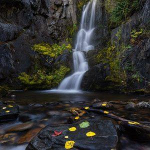 Leadville Waterfall